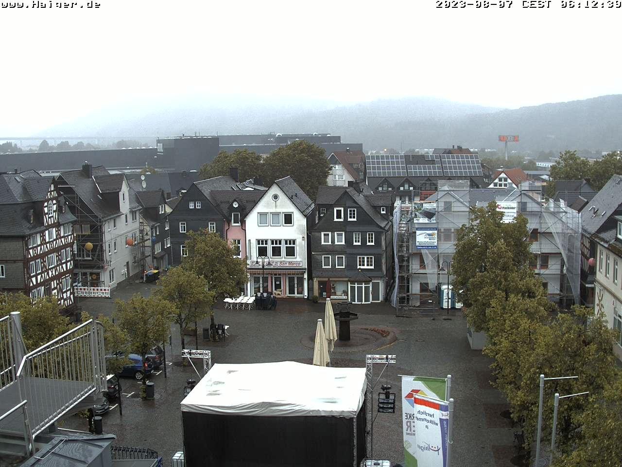 Webcam Livebild - Aktualisierung alle 60 Sekunden